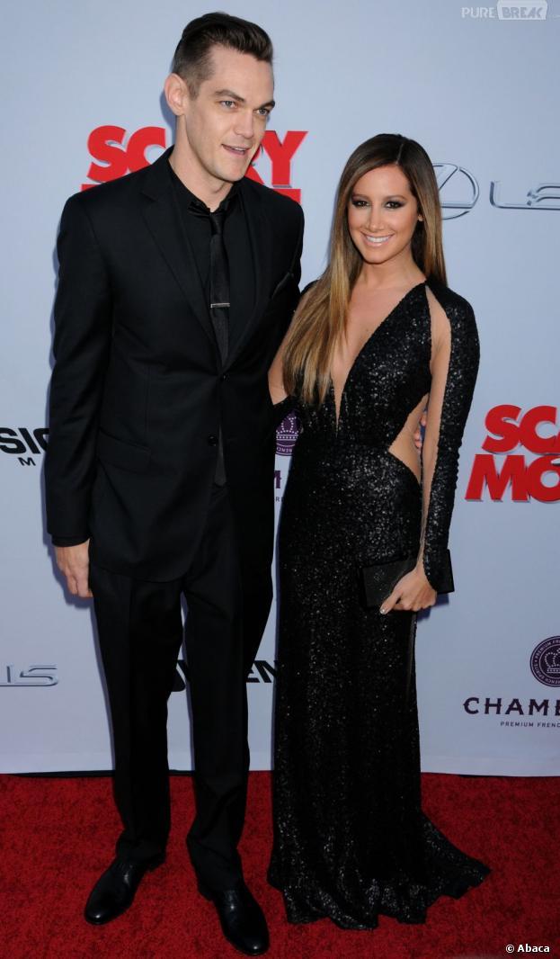 Ashley Tisdale et Christopher French en amoureux pour Scary Movie 5
