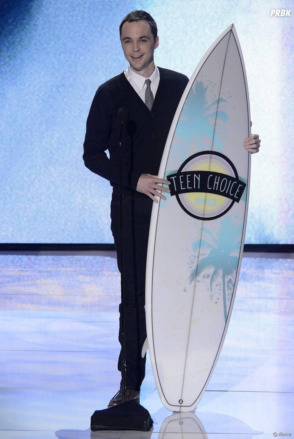 Teen Choice Awards 2013 : Jim Parsons n'a pas été oublié