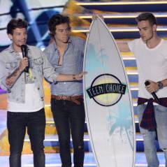 Glee, Twilight 5, One Direction... : découvrez le palmarès des Teen Choice Awards 2013