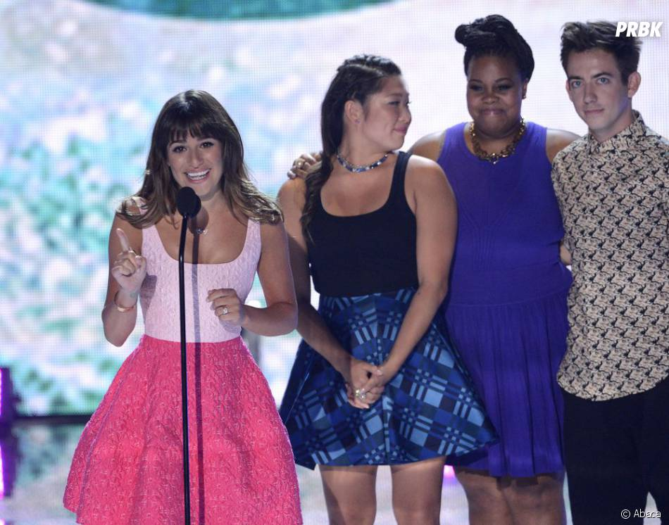 Teen Choice Awards 2013 : Glee remporte tout, Lea Michele rend hommage à Cory