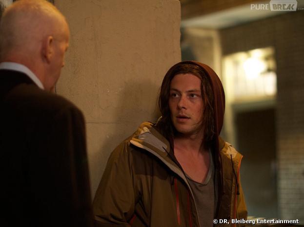 Cory Monteith en drogué aux cheveux longs dans son dernier rôle avant sa mort