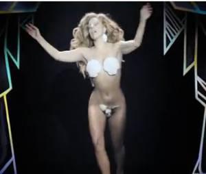 Applause : le clip pas pudique de Lady Gaga