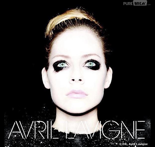 """Avril Lavigne"", la cover"