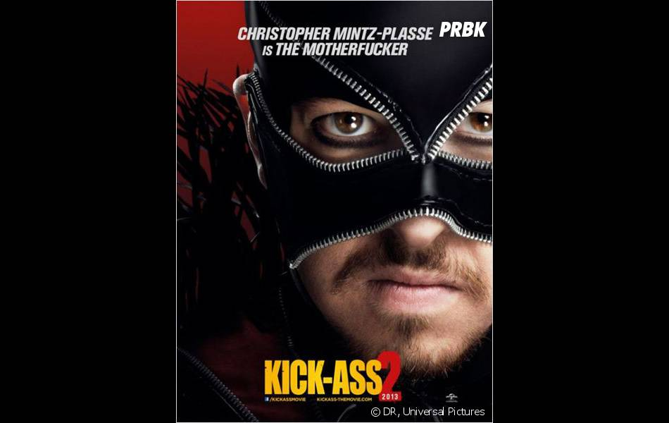 Kick Ass 2 : le Mother Fucker, un méchant 2.0