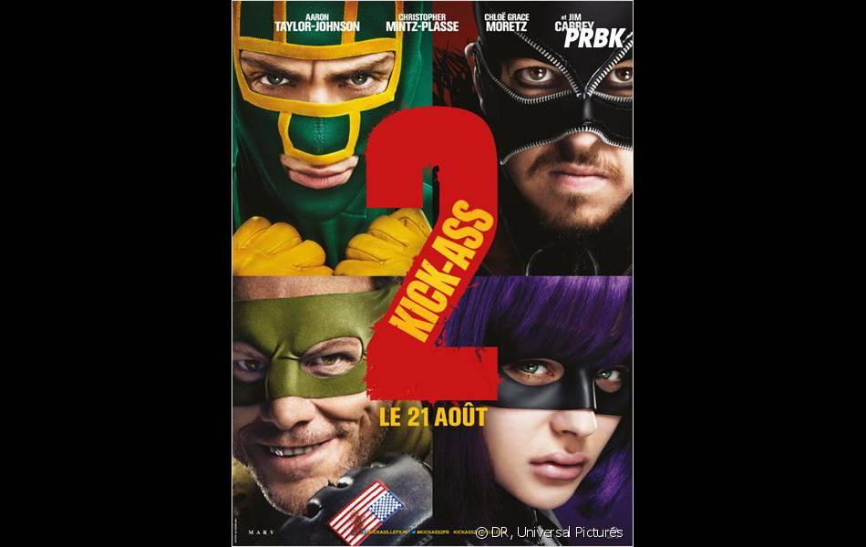 Kick Ass 2 sort le 21 août au cinéma