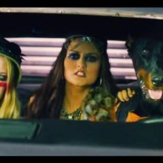 Avril Lavigne : Rock N Roll, le clip 100% déjanté avec des requins-ours