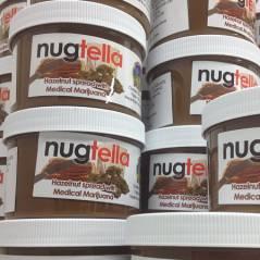 Après le space cake, le Nutella... au cannabis !