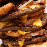 La mâchoire disloquée... à cause d'un burger