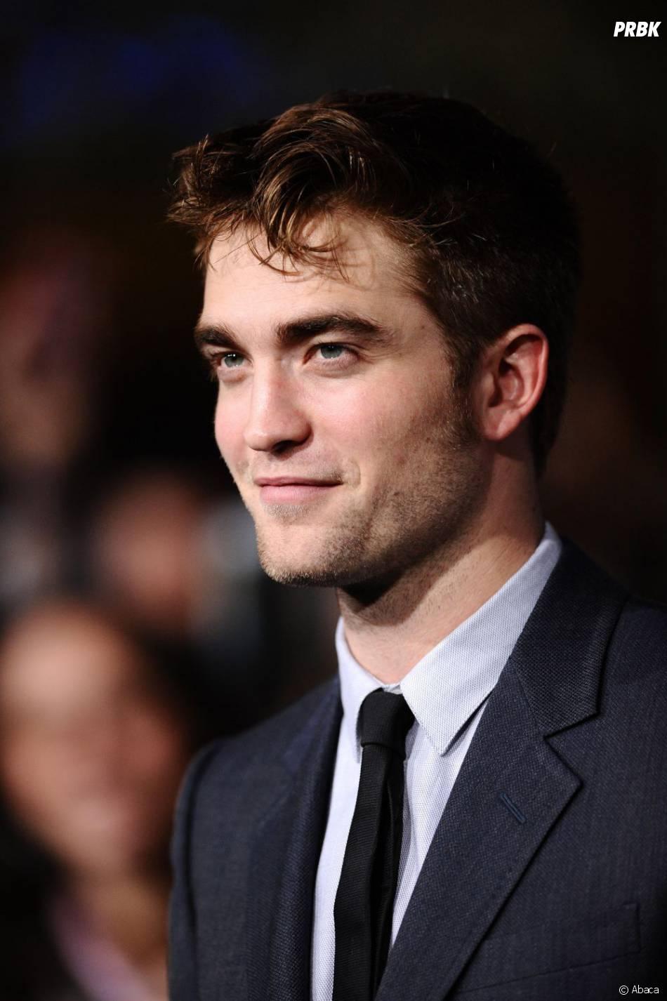 Robert Pattinson : petite pique aux fans de Twiilght