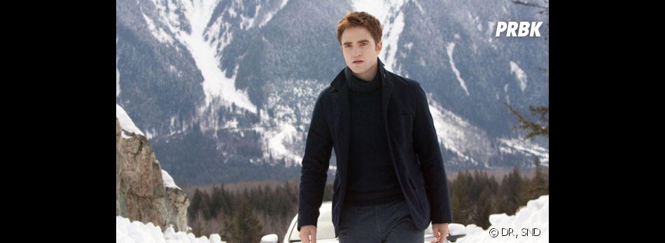 Robert Pattinson dans Twilight 5