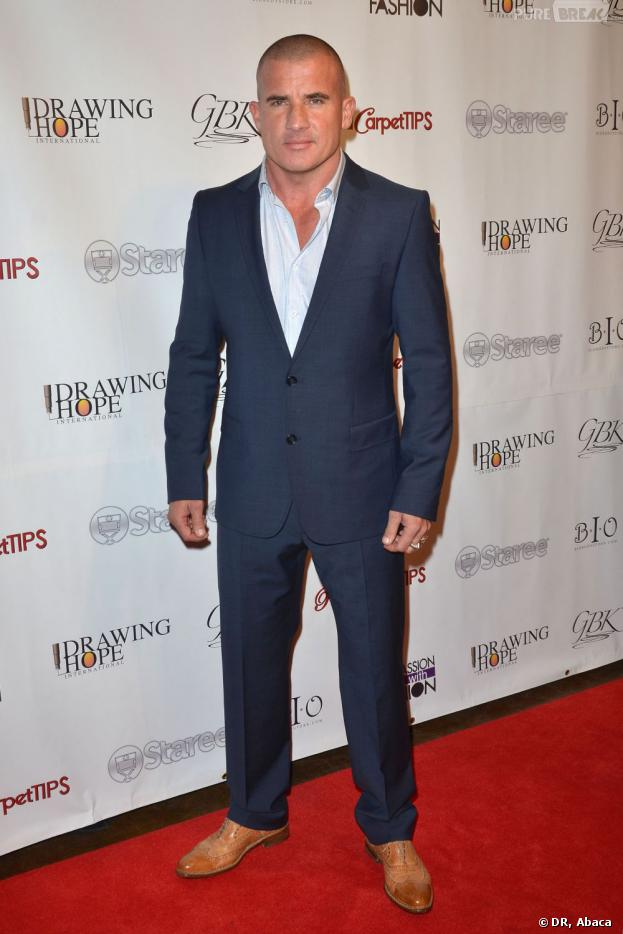 Wentworth Miller gay : Dominic Purcell applaudit son courage.