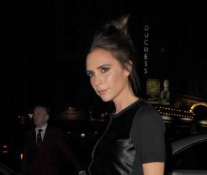 Victoria Beckham en lice pour être la styliste du film 'Fifty Shades of Grey'