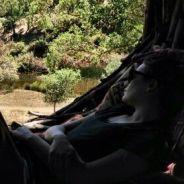 Lea Michele oublie Glee et retrouve le sourire dans les montagnes