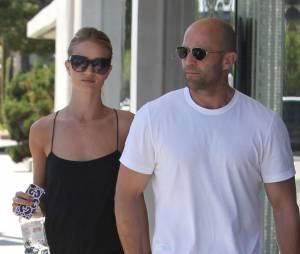 Rosie Huntington-Whiteley : le mariage et sa différence d'âge avec Jason Statham à l'origine de nombreuses disputes