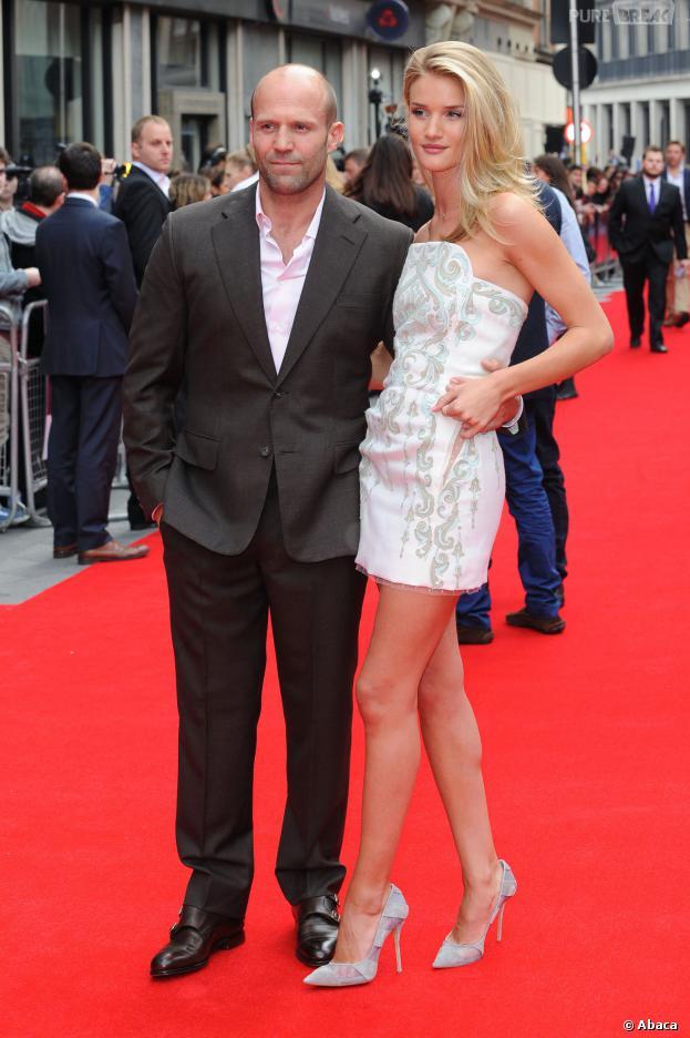 Rosie Huntington-Whiteley : rupture avec Jason Statham ?