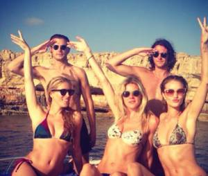 Rosie Huntington-Whiteley : séjour à Ibiza après sa rupture avec Jason Statham