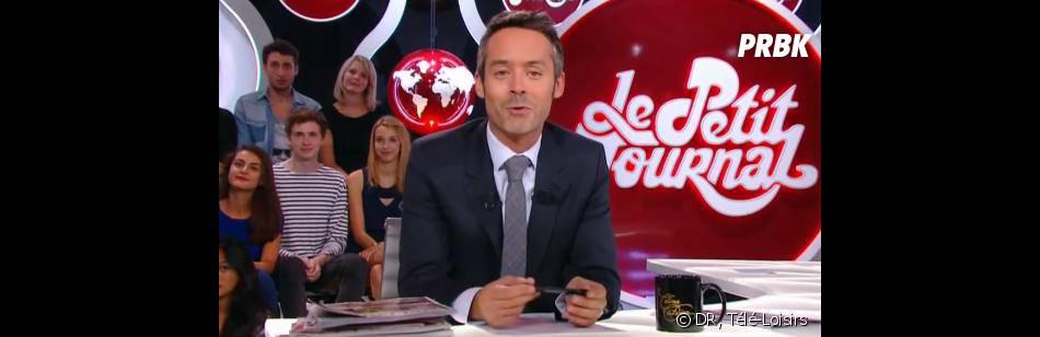 Yann Barthès toujours aux commandes du Petit Journal sur Canal +.