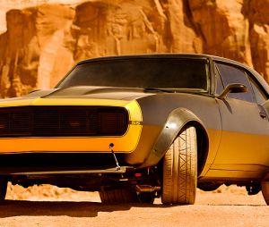 Bumblebee a le droit à un relooking dans Transformers 4 avec une Camaro SS de 1967