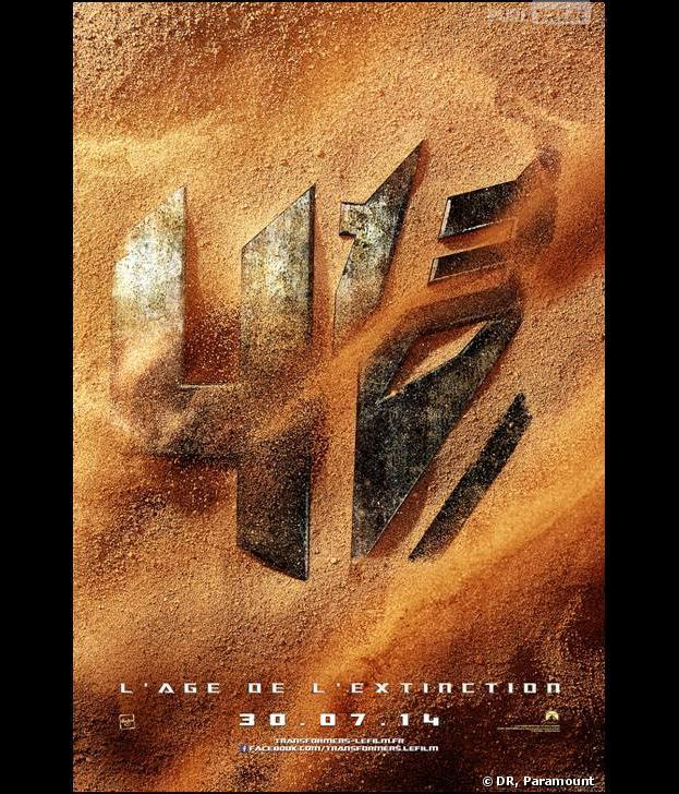 Transformers 4 : l'âge de l'extinction dévoile sa première affiche