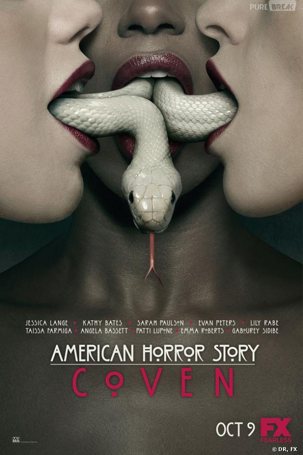 American Horror Story saison 3 : première affiche officielle