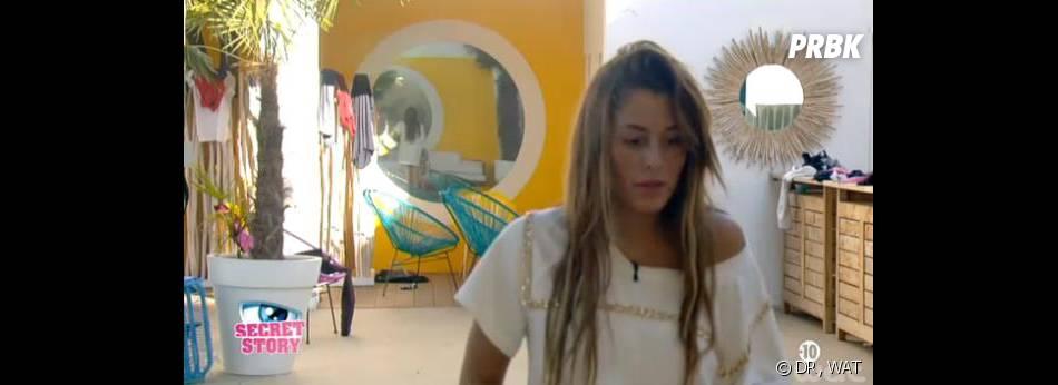 Secret Story 7 : Anaïs trouve le comportement d'Alexia avec Vincent pas crédible.