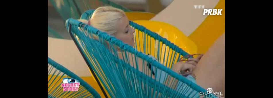 Secret Story 7 : Alexia ne sait plus quoi faire avec Vincent.