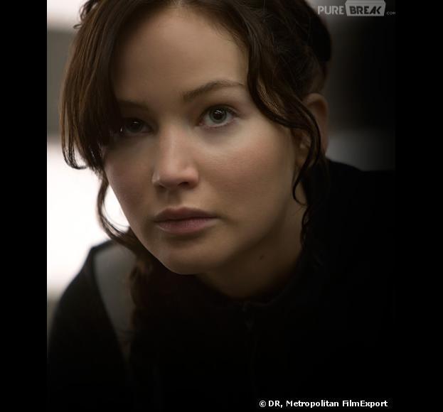 Hunger Games 2 : Jennifer Lawrence sur une photo