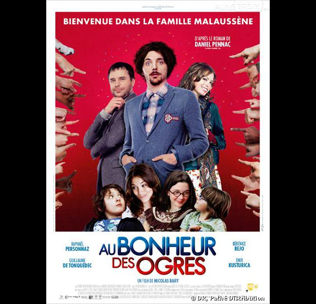 """""""Au bonheur des ogres"""", l'affiche"""
