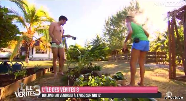 L'île des vérités 3 : les candidats intrigués par un légume