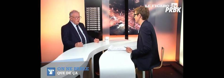 Philippe Bouvard ennemi de Cyril Hanouna ?