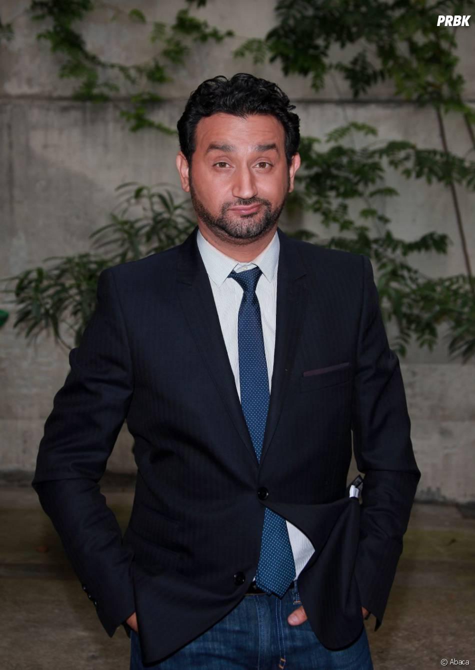 """Cyril Hanouna, taclé par Philippe Bouvard dans l'émission """"On ne parle que de ça""""."""