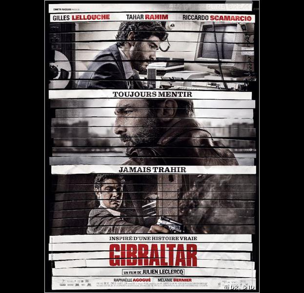 Gibraltar sort ce mercedi 11 septembre au cinéma