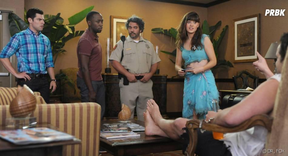 New Girl saison 3, épisode 1 : des ennuis pour Nick