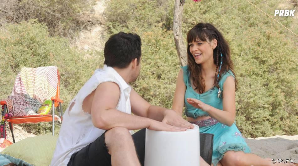 New Girl saison 3, épisode 1 : virée au Mexique pour Nick et Jess
