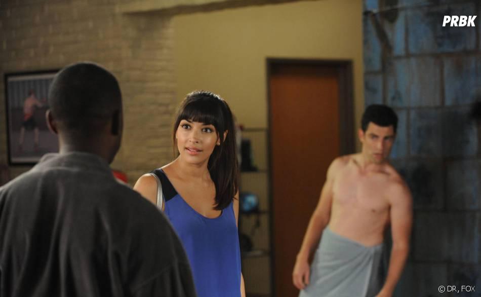 New Girl saison 3, épisode 1 : Max Greenfield et Hannah Simone