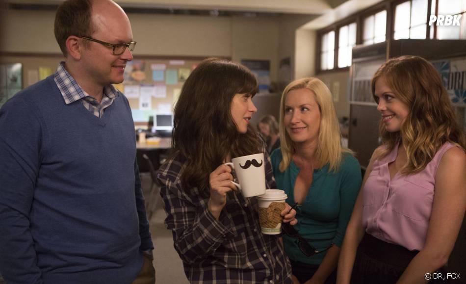 New Girl saison 3, épisode 2 : Jess et ses collègues