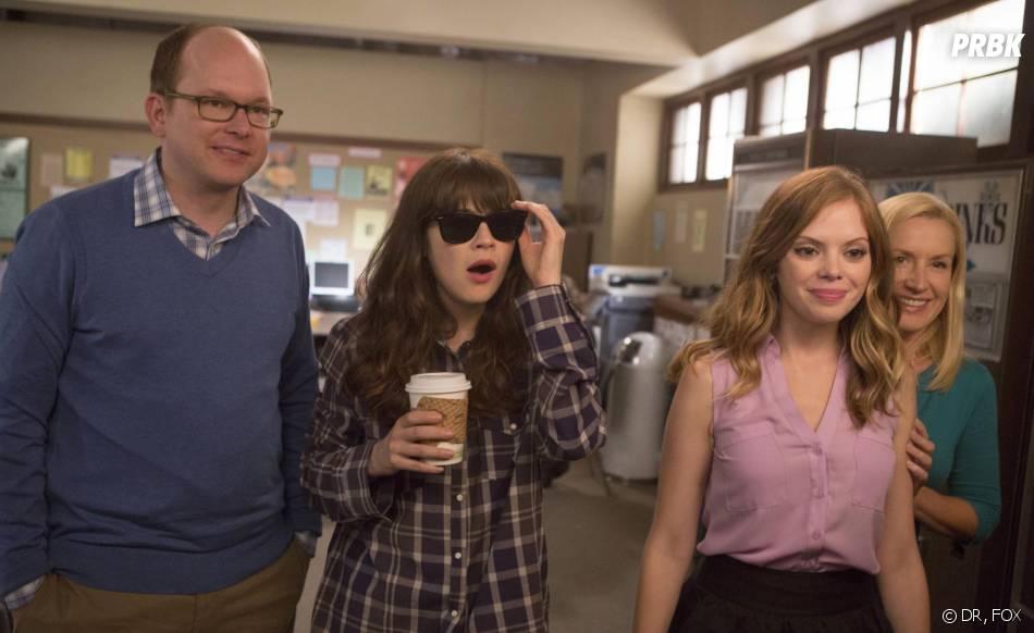 New Girl saison 3, épisode 2 : Zooey Deschanel