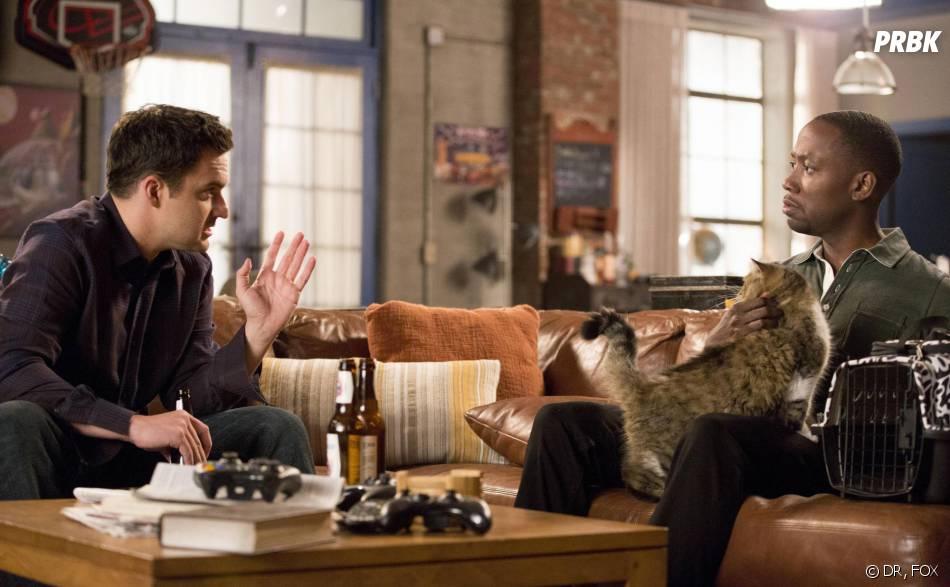 New Girl saison 3, épisode 2 : Nick donne des conseils à Winston
