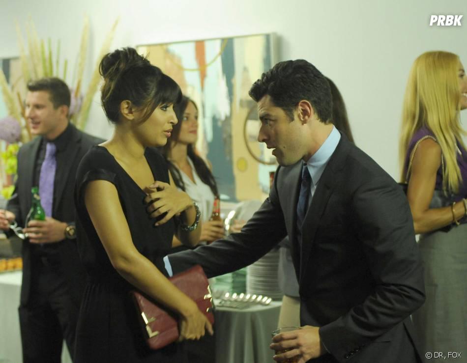 New Girl saison 3, épisode 2 : Schmidt et CeCe en couple ?