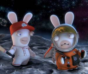 The Lapins Crétins Big Bang sort le 5 novembre 2013 sur iOS et Android