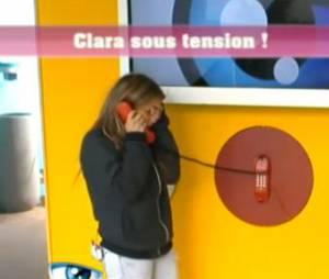 Secret Story 7 : Clara sous tension avec la maman de Gautier.