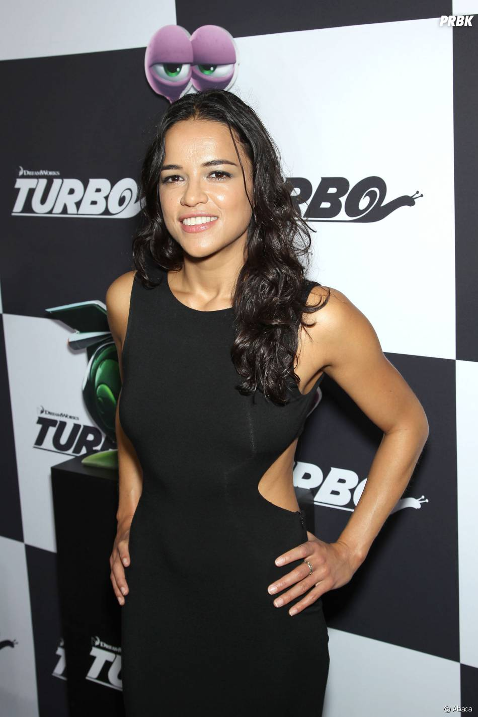 Turbo : Michelle Rodriguez prête sa voix à Paz