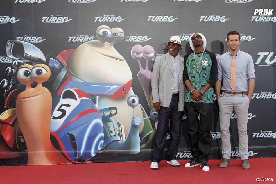 Turbo : avant-première à Barcelone, le 25 juin 2013