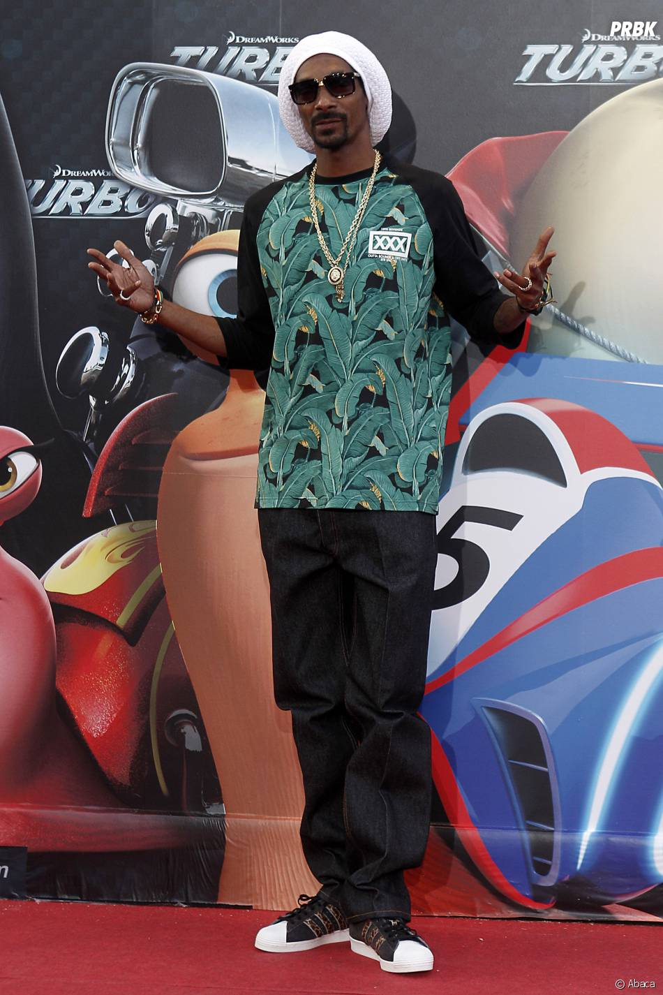 Turbo : Snoop Dogg signe la B.O du film