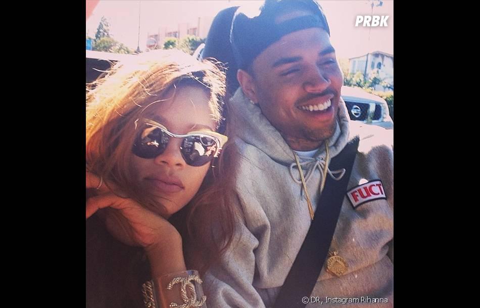 Drake, Rihanna et Chris Brown : triangle amoureux électrique