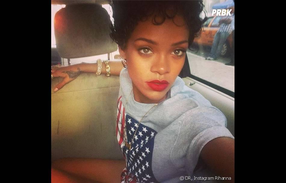 Rihanna a eu un dîner en amoureux avec Drake avant les MTV VMA 2013