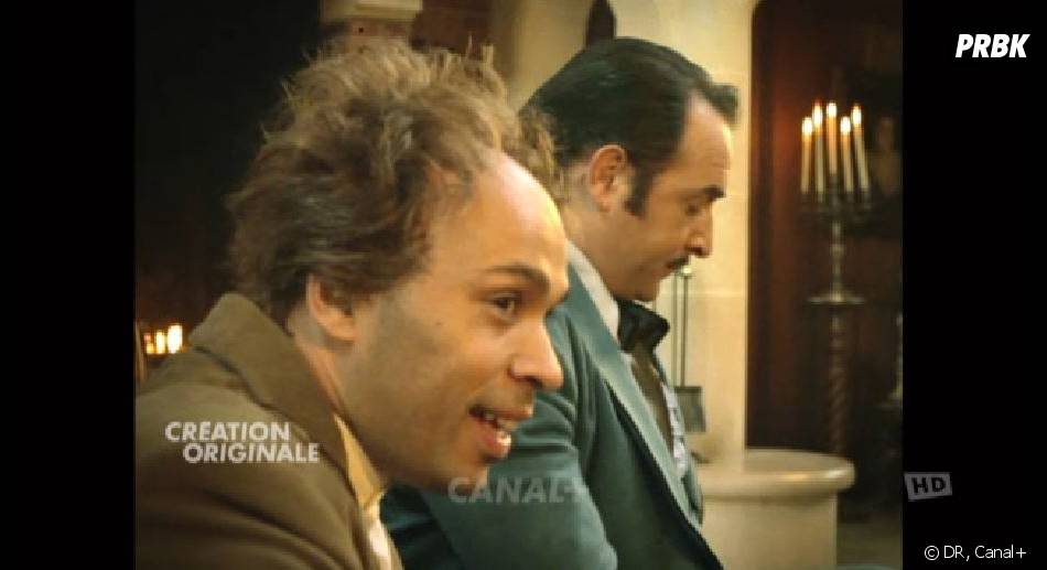 Platane saison 2 : Eric Judor et Jean Dujardin dans la série