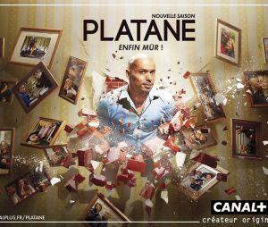 Eric Judor revient sur Canal+ avec la saison 2 de Platane tous les lundis