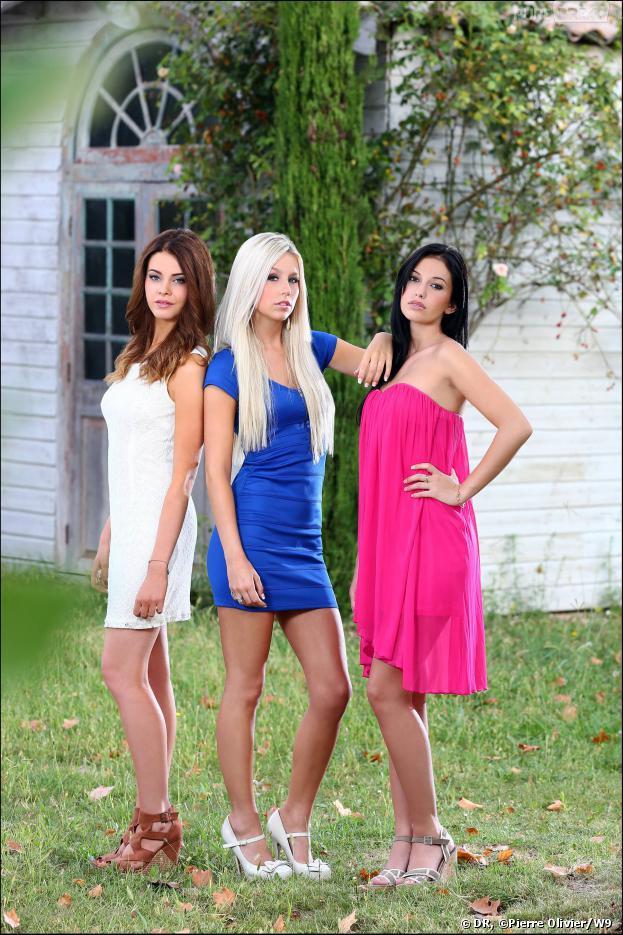 La Belle et ses princes 3 : les trois belles dévoilées