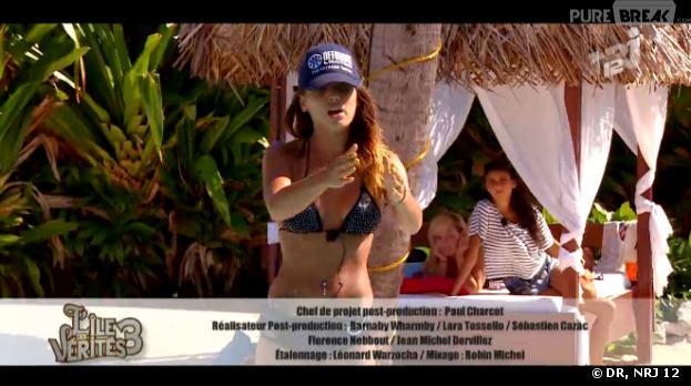 L'île des vérités 3 : Manon seule contre tous